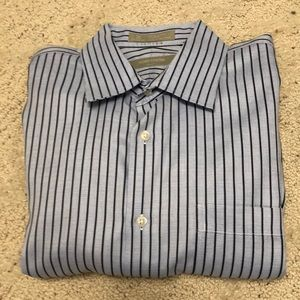 Nordstrom Trim Fit men's dress shirt